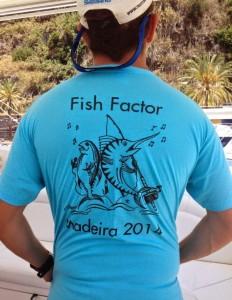 Fish Factor T-Shirt