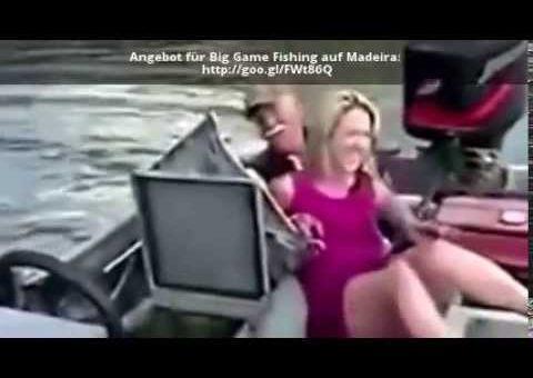 Funniest Fishing Video